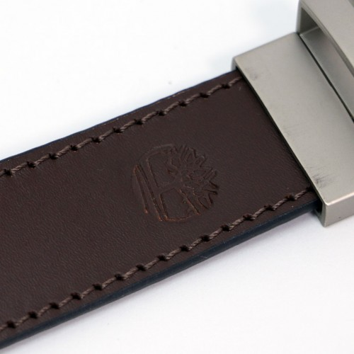 Classic Leather Reversible Belt - Brown/Black