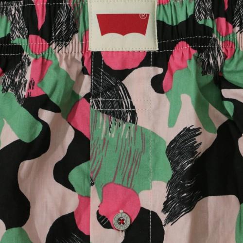 Camo Pattern Boxer Set - Green/Multi