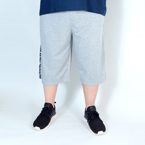 An Avid Expression Shorts - Grey