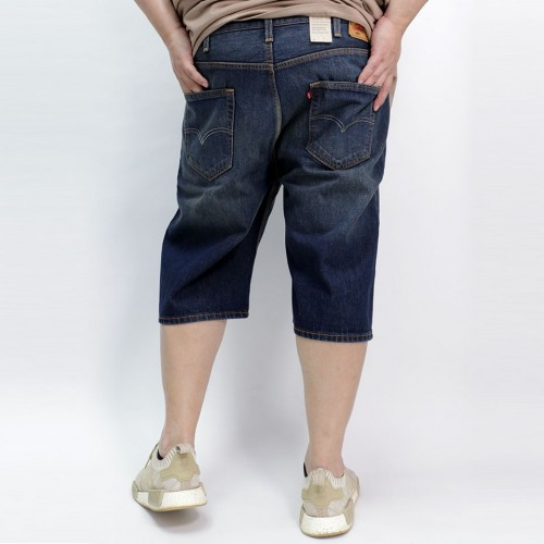 Loose 569 Denim Short - Dark Vintage