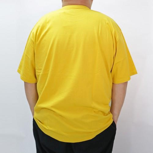 California Printed Tee - Yellow